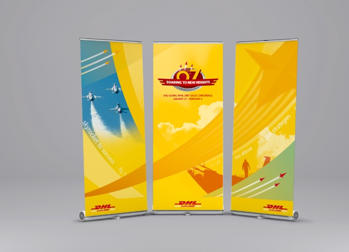dhl banners