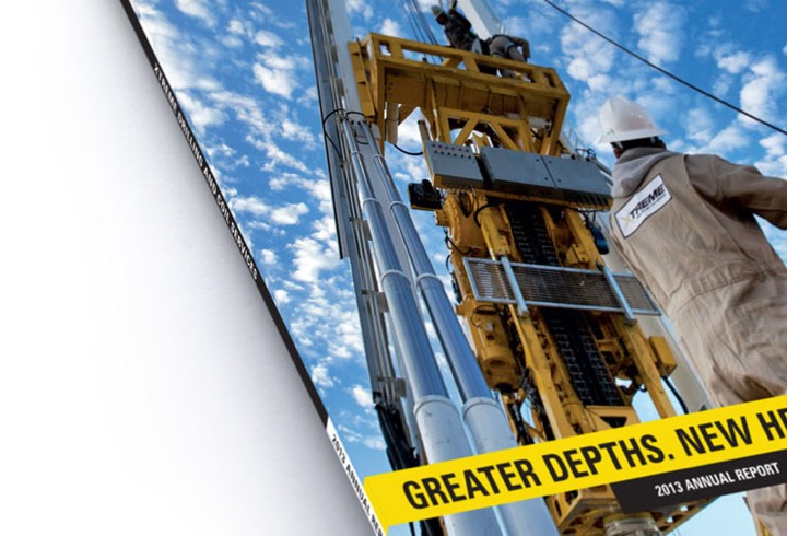 xtreme drilling annual report
