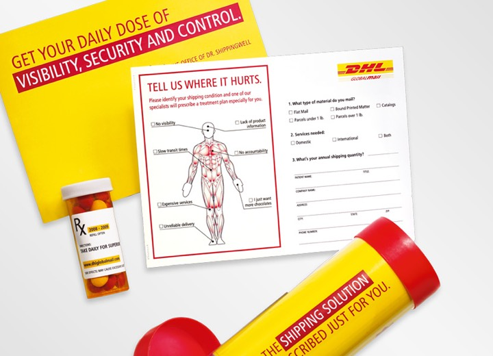 DHL Direct Mail
